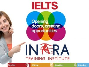 IELTS Academic Preparation - Individual